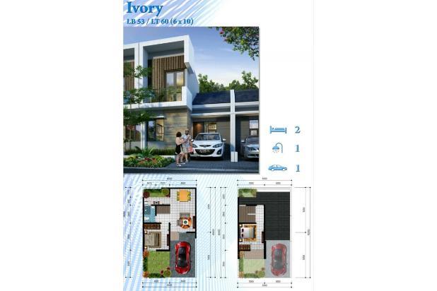 Rp753jt Rumah Dijual