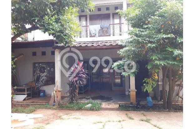Rumah tampak dari belakang 17827368