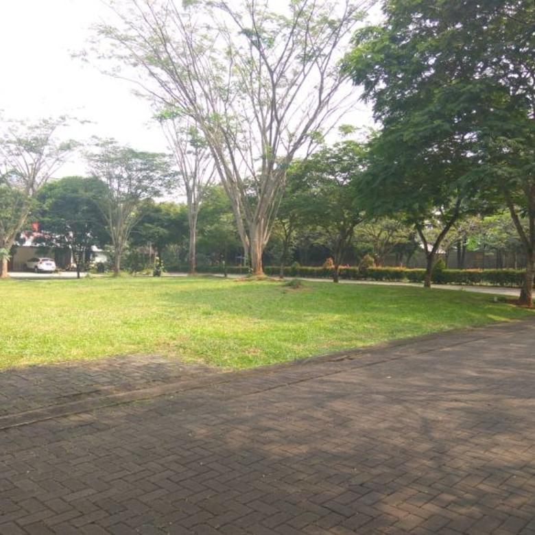Kavling siap bangun huk di foresta giardina BSD City Tangerang
