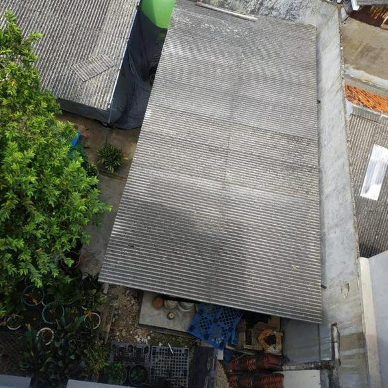 Tanah Jl Zambrud Raya, Sumur Batu, Luas 253m2