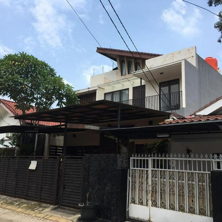 HOUSE AT CILANDAK RUMAH CANTIK 2LANTAI 4KT 4KM STUDY ROOM NICE MEWAH BAGUS MURAH GOOD CONDITION (VERY CHEAP) UNFURNISHED