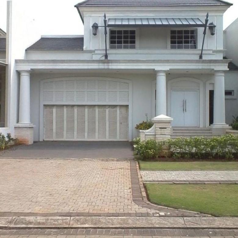 Super Exlusif, Rumah Megah Lebar 15, Cocok Utk Expart, De Maja BSD City