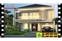 Dijual Rumah Baru Minimalis di Palm Beach Surabaya