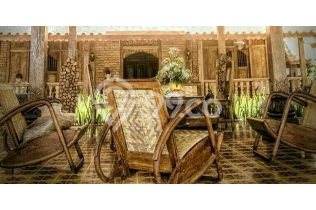 Dijual 1 Rumah Joglo 2 Limasan full furnished,yogyakarta 16226496