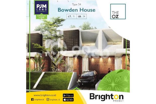 Dijual Rumah The OZ Residence Malang 16225264