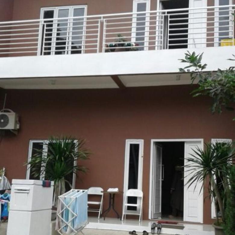 Rumah Siap Huni di Mahagoni Park Graha Bintaro