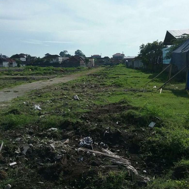 Dijual Tanah Tengah Kota Tukad Irawadi Denpasar