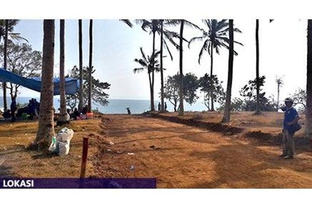 Kavling Pantai Siap Bangun Hotel dan Villa 5896492