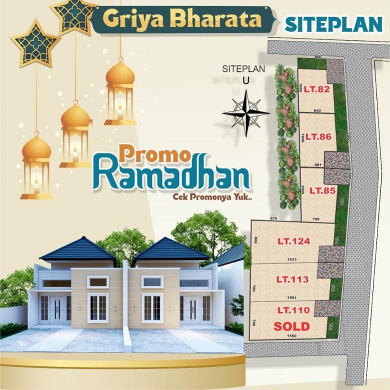 Griya Bharata Rumah Dekat Kodam - Transmart BAnyumanik