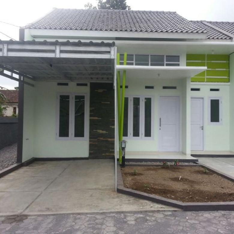 Rumah Cantik Harga Istimewa di Godean Murah