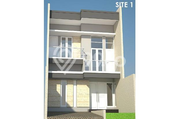 Rumah New Minimalis Atap Galvalum di Sutorejo Selatan 15753187