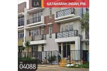 Dijual Rumah Katamaran Indah (Pantai Indah Kapuk) Jakarta