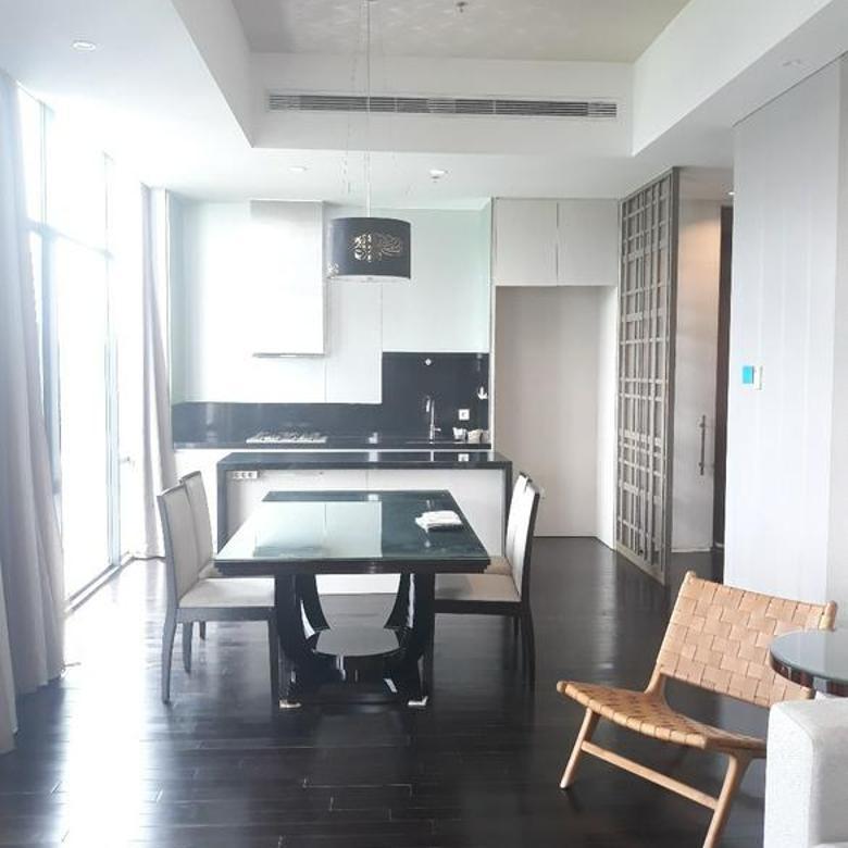 Verde One Apartment , Satu-satunya Harga Yang Paling Murah (Super BU) , Semi Furnished, Lantai Tengah, 3BR+1, Apartemen Yang Sangat Homey, Konsep Seperti Resort Cocok Untuk Family di Verde Kuningan