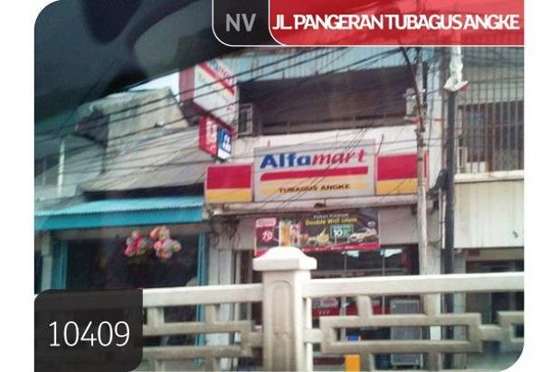 Ruko Jl.Pangeran Tubagus Angke, Jakarta Barat, 4.2x25m, 3 Lt 6153004