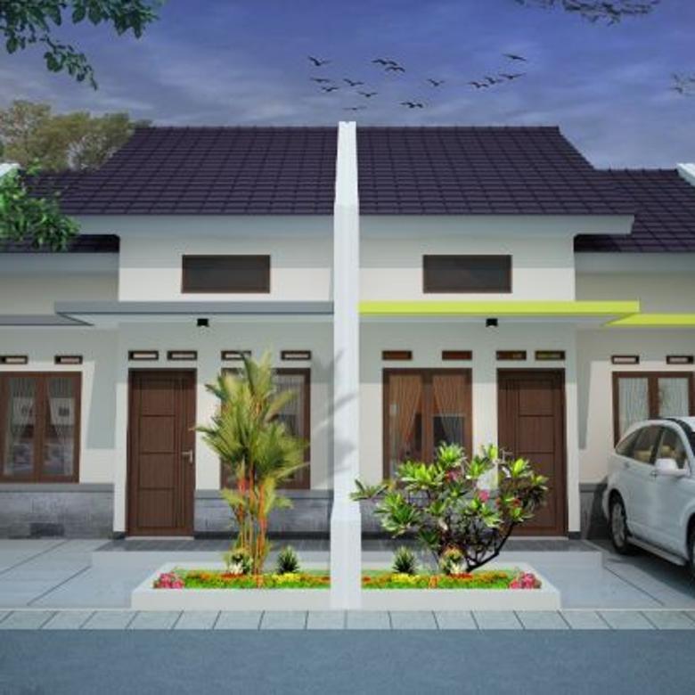Rumah minimalis ,dekat akses tol di kubah emas depok