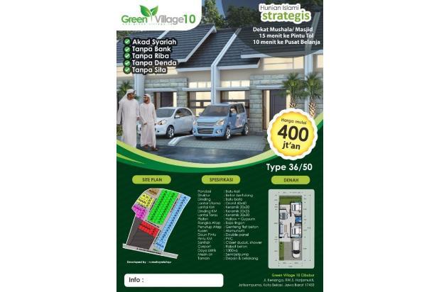 Rp473jt Rumah Dijual