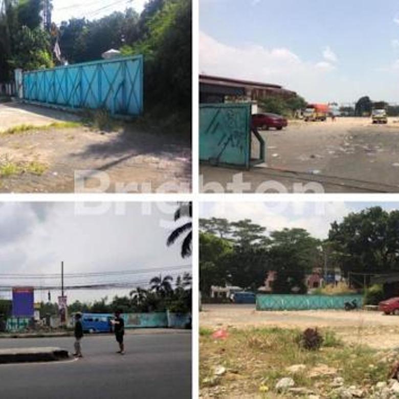 Tanah Bogor Raya Cocok untuk Pabrik, Gudang, Rumah Sakit, Cluster