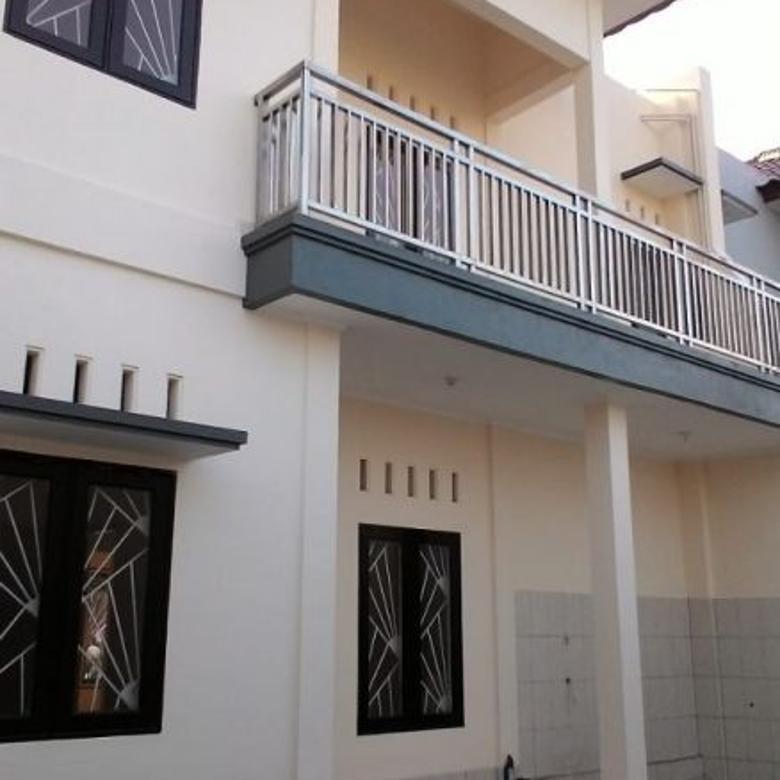 Rumah di Kota Mataram, NTB. 3 Kamar. 2 Lantai.
