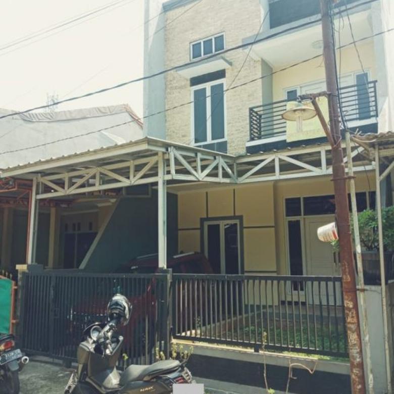 Rumah Siap Huni di Bukit Cimanggu City Type 150