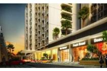 Kios apartemen bassura city posisi strategis samping loby