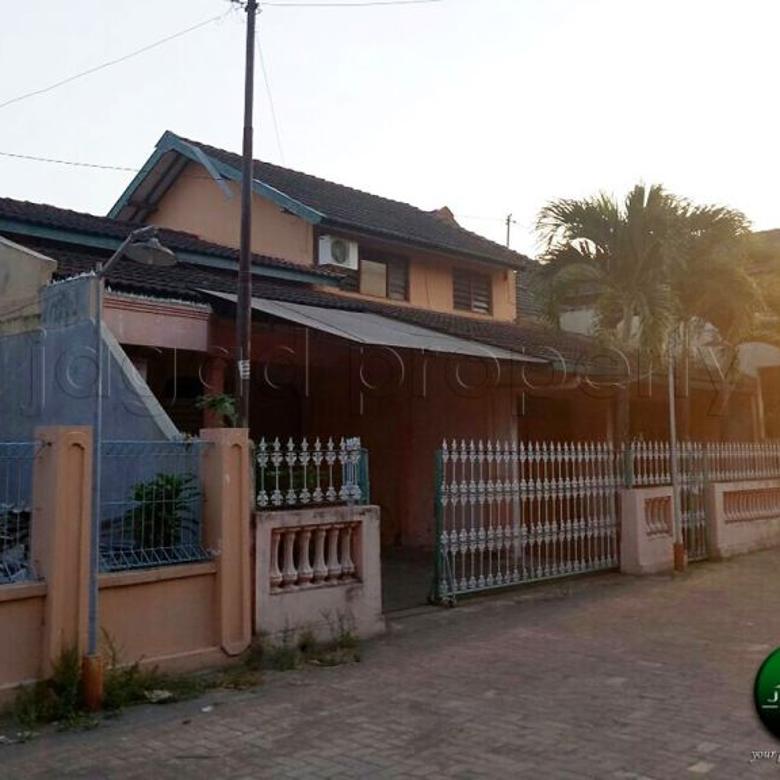 Rumah 2 Lantai belakang JEC
