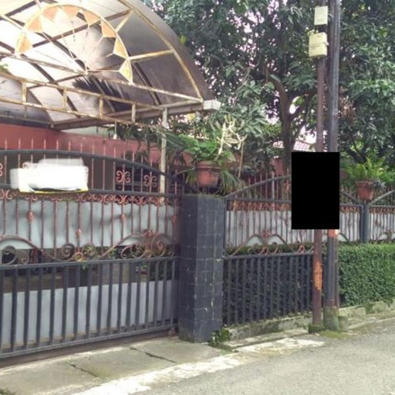 Dijual rumah besar 1 lantai akses jalan lebar Kembar Bandung