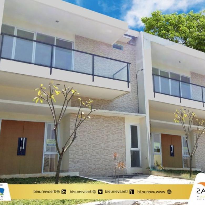 Rumah Cibubur Milenial Design Unik Investasi Menarik