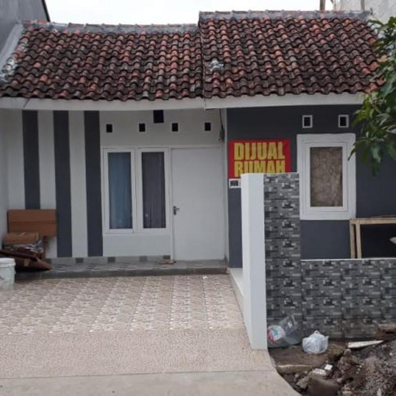 Rumah Siap Huni di Perumahan Nuansa Indah Ciomas