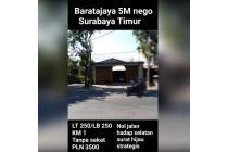 Rumah Baratajaya nol jalan Surabaya nego cocok untuk usaha