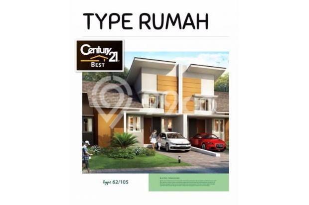 Dijual Tanah Kavling Minimalis di Perumahan Royal Sentraland Makassar 15037082