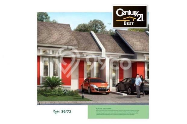 Dijual Tanah Kavling Minimalis di Perumahan Royal Sentraland Makassar 15037086