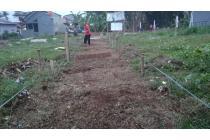 Rumah 100 jutaan lokasi Jalan Mandor Samin, Cilodong Depok