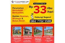 Jual Rumah Kos Pontianak Permata Malaya, W.A 0812 7702 5588 ( T-Sel )