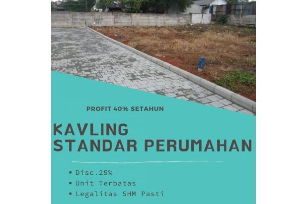 Rp501jt Tanah Dijual