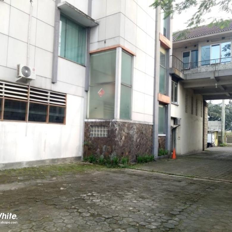 Dijual Gedung 3 Lantai Dan Gudang Di Mainroad Soekarno Hatta