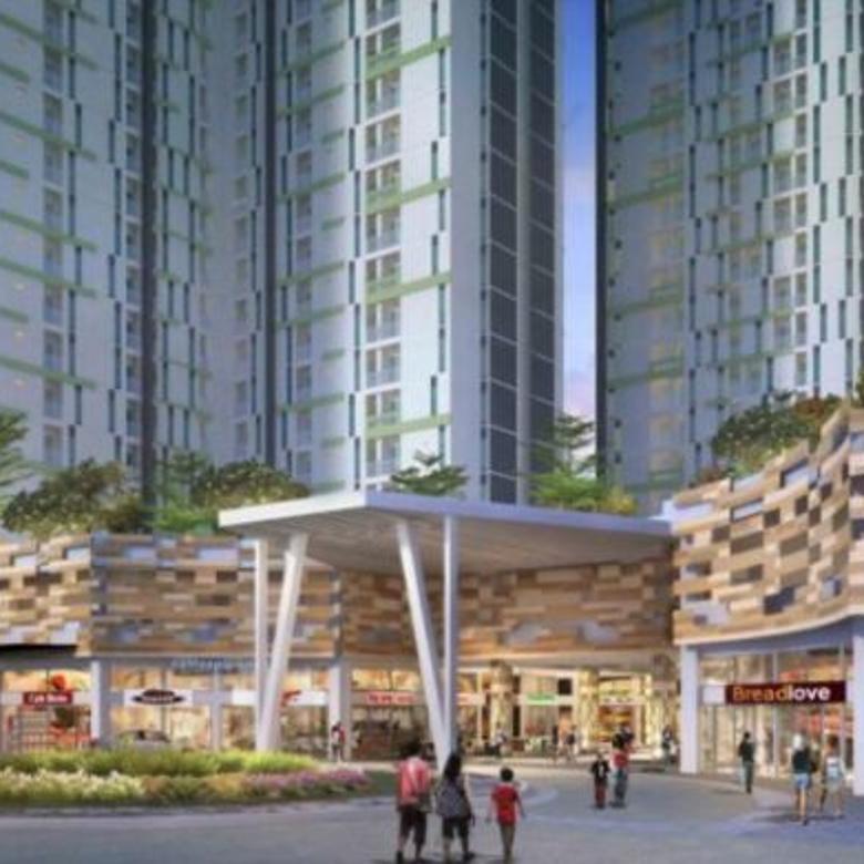 Apartemen Siap Huni Strategis Akasa Pure Living BSD City