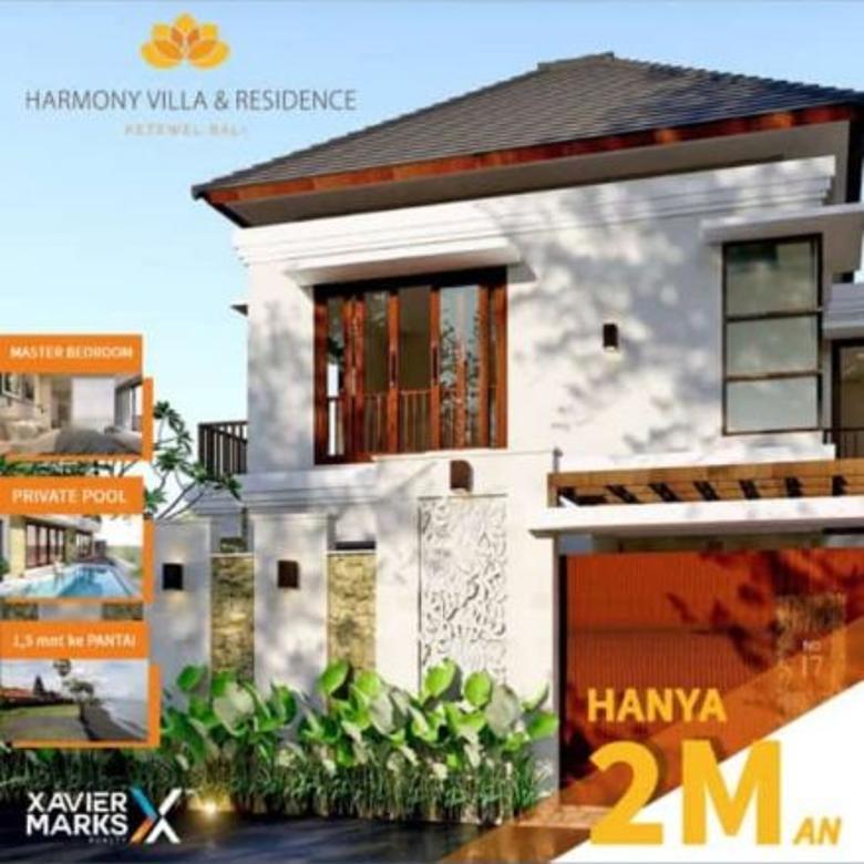 Harmoni Residence Villa Ketewel Gianyar Villa 2 lt mulai 1,9M