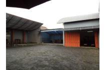 Dijual Lahan usaha, bekas bengkel, lahan luas tempat strategis kota cimahi
