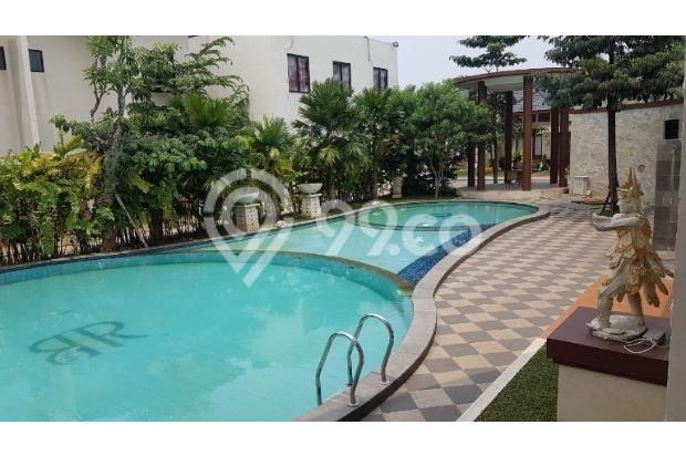 Sewa Rumah Bali Resort Dekat Serpong Cluster Delovina Murah