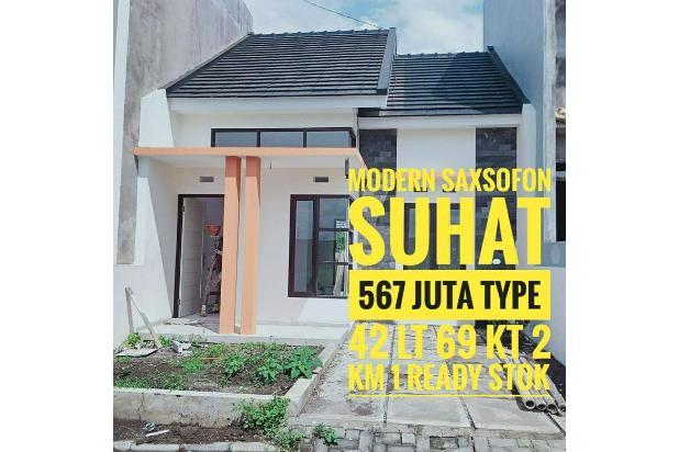 Rp567jt Rumah Dijual