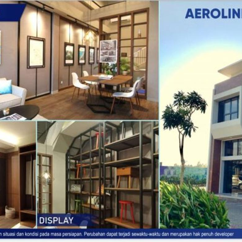Aerolink Boulevard 3 In 1 Building Citra Garden City Jakarta