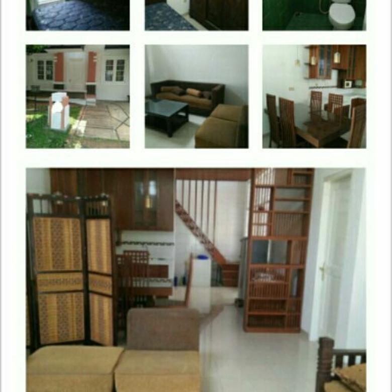 Disewakan Rumah Full Furnished di Serpong - BSD City