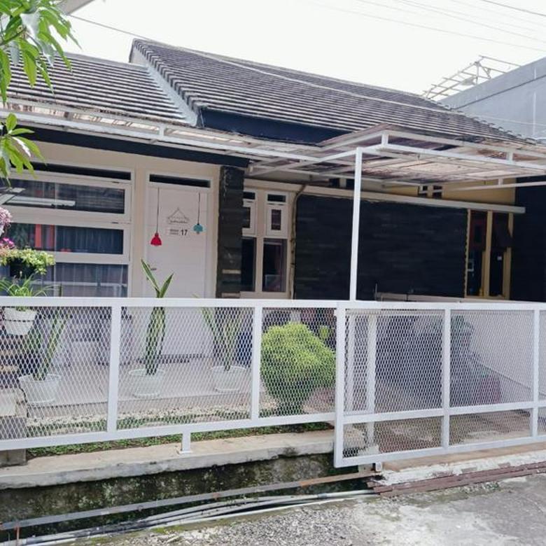 Rumah Asri Strategis di Margaasih Bandung