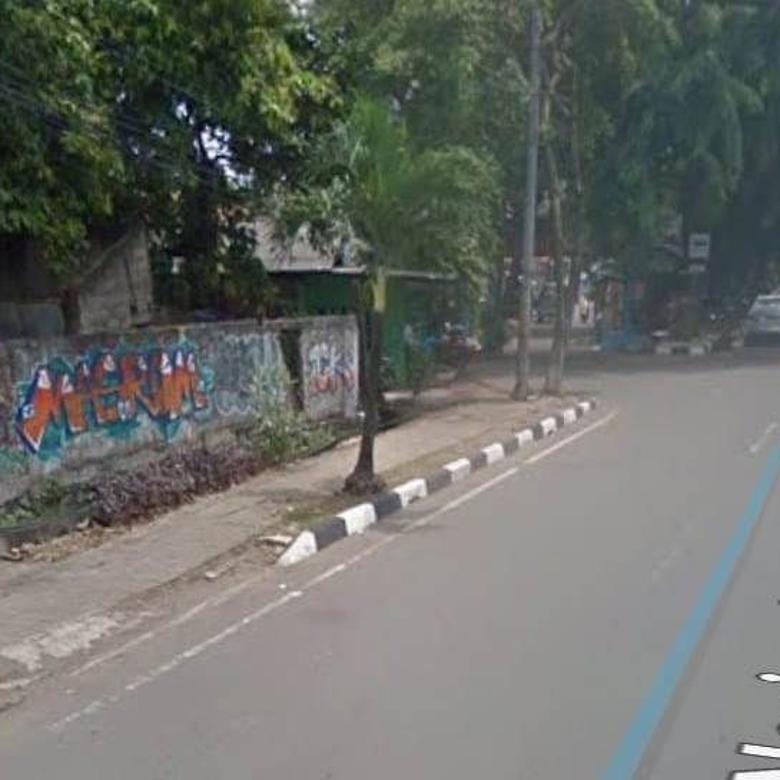 Kavling Komersil Area di Jl. Tentara Pelajar, Senayan, Jaksel