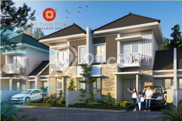 Rumah 2 Lantai Harga 900 Jutaan!!!Sidoarjo Kota 14371612