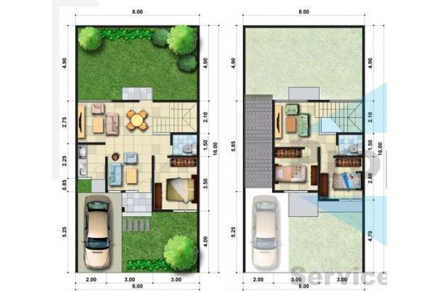 Rumah 2 Lantai Harga 900 Jutaan!!!Sidoarjo Kota 14371998