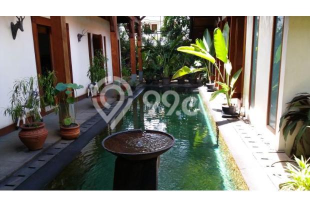 Dijual Rumah Menteng 1.225m Full Jati 14372482