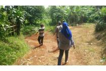 Tanah dijual Kavling Kebun Buah di Cariu Bogor Jawa Barat (dekat Jonggol)