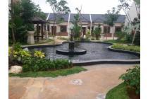 Jual Rumah Bali Resort de Lovina, Gunung Sindur, Bisa KPR, ada Club House