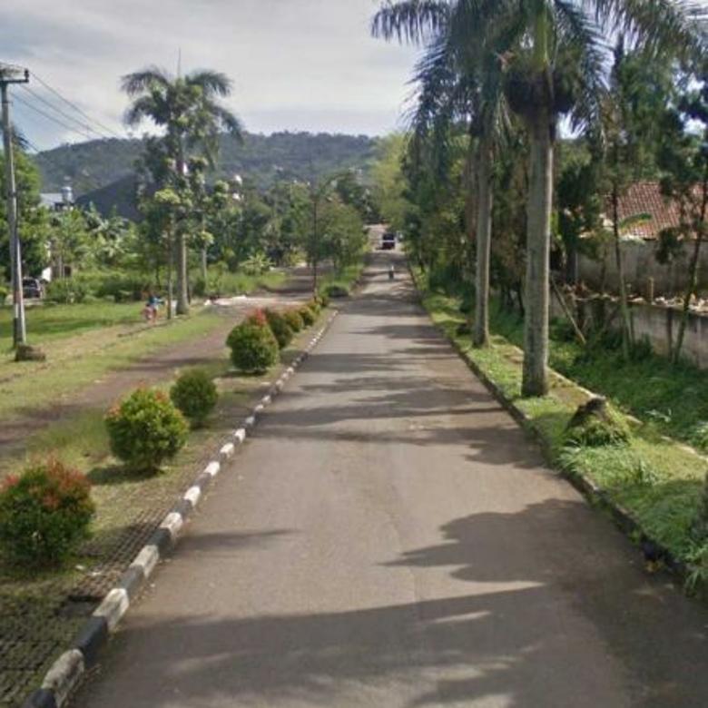 Tanah 120 m dijual di Pasir impun, Bandung, dlm perumahan,